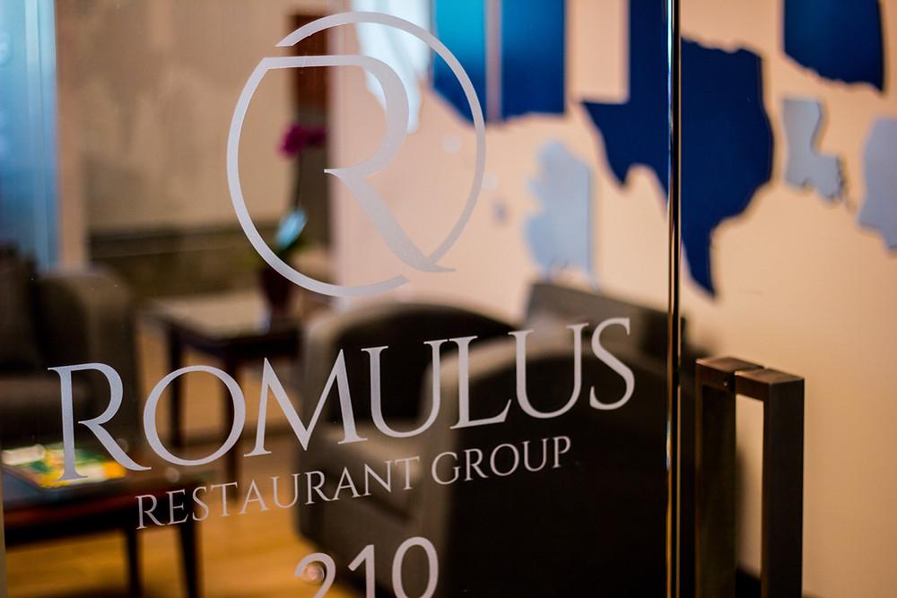 Romulus Restaurant Group Door