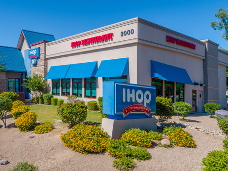 Romulus Restaurant Group Acquires Four New Arizona IHOP Restaurants