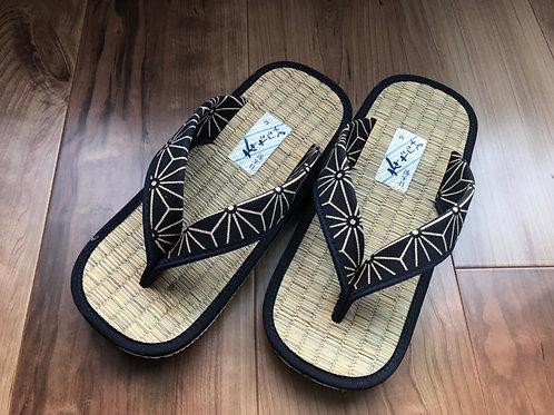畳草履* Tatami sandals