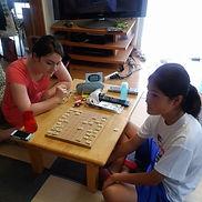 Play shogi