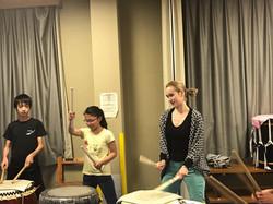 Challenge the cotton drum
