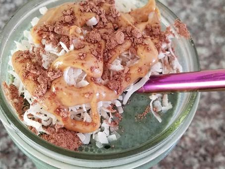 Kale Breakfast Smoothie