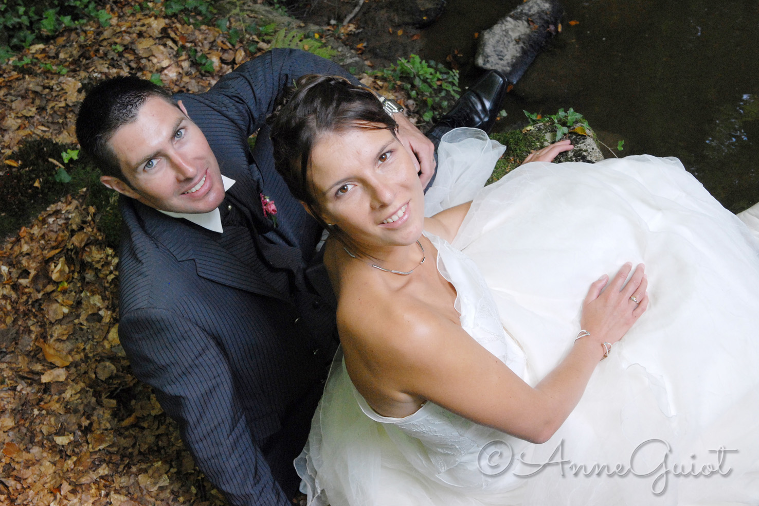 Anne Guiot, photographe, mariage