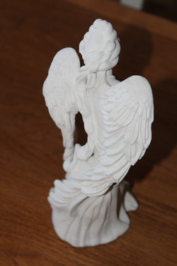 Ange 1 vue de dos