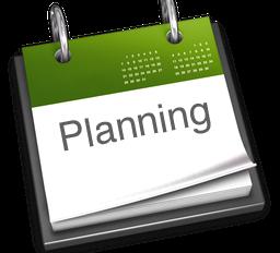 Plannings de Février