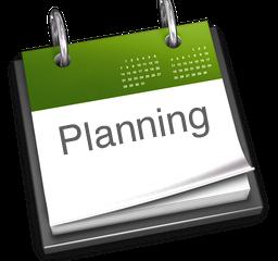 Plannings de Mars