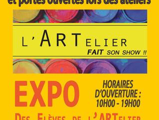 L'ARTelier fait son show!