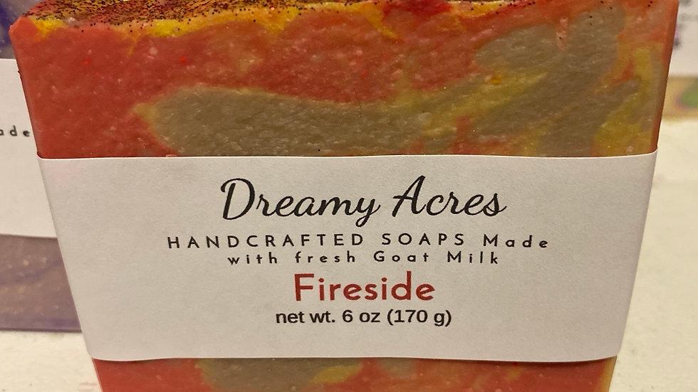 Fireside Goat Milk Soap