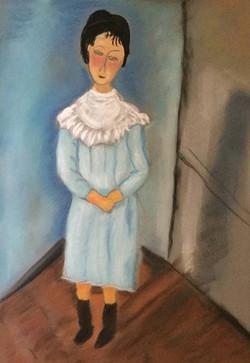 D'après Modigliani