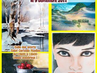 Expo des élèves de l'ARTelier