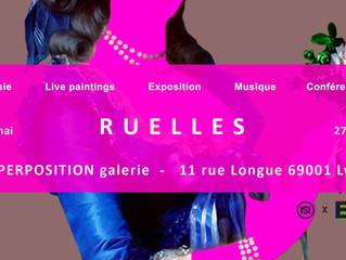 Conférence avec la Galerie Superposition à Lyon 1er