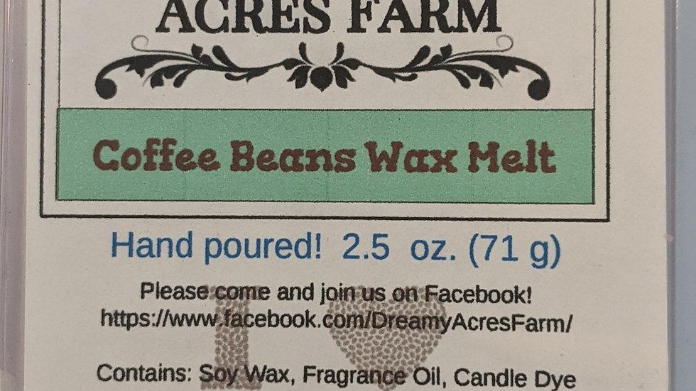 Fresh Coffee Wax Melt