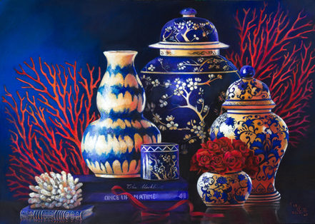 Once upon a time - exposé à l'atelier galerie de l'ARTelier - l'Arbresle 69210