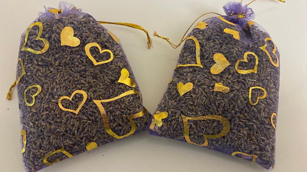 Lavender Bud Sachet
