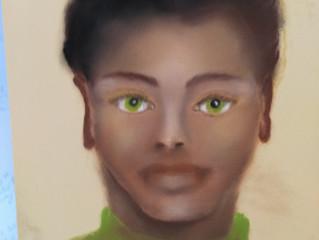 Réalisations sans modèles des élèves suite au stage le secret du portrait 1