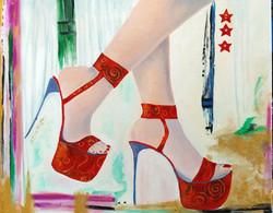 Anne D Chaussures