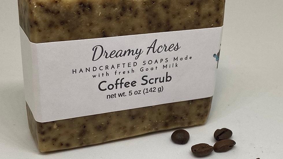 Coffee Scrub - unscented