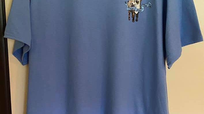 Cutie Pie T-Shirt - Blue