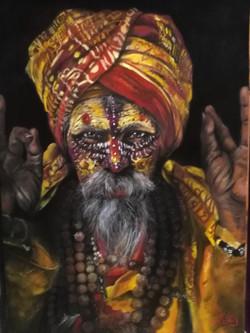 Vieux Sadhu