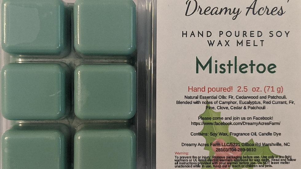 Mistletoe Wax Melt