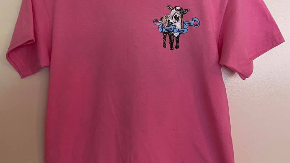 Cutie Pie T-Shirt - Pink