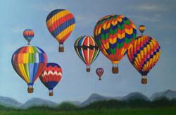 Les montgolfieres