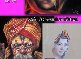 Stage l'ART du Portrait I