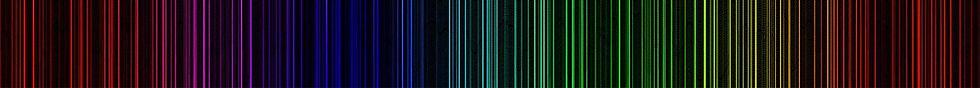 Rainbow Colour Bar