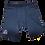 Thumbnail: Black/Pink Compression Shorts