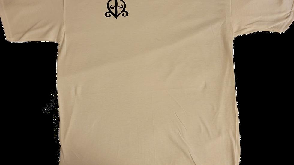 White/Black Performance T-Shirt