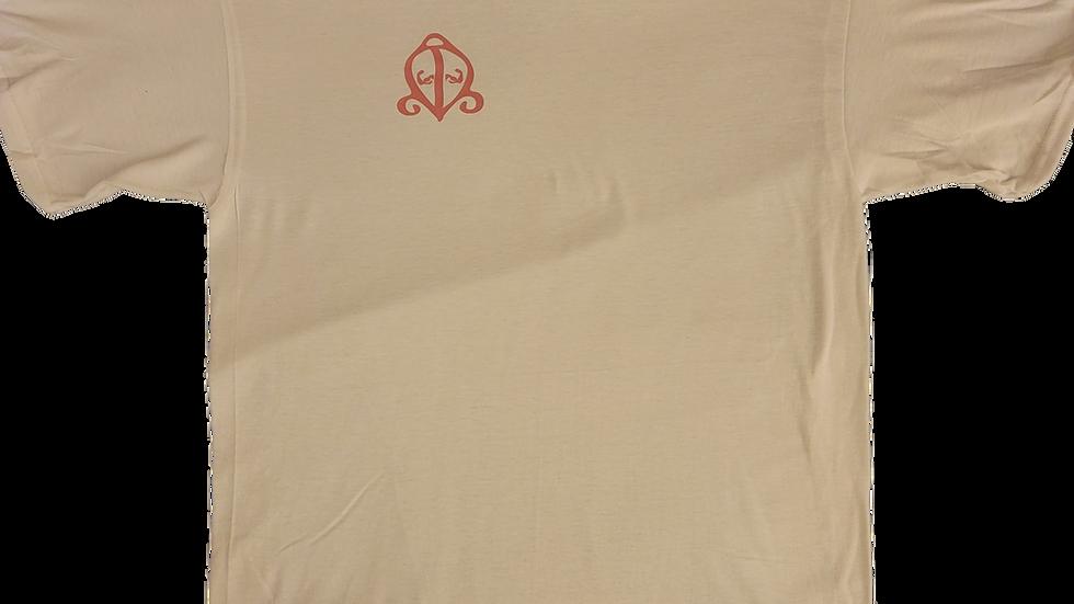 White/Pink Performance T-Shirt