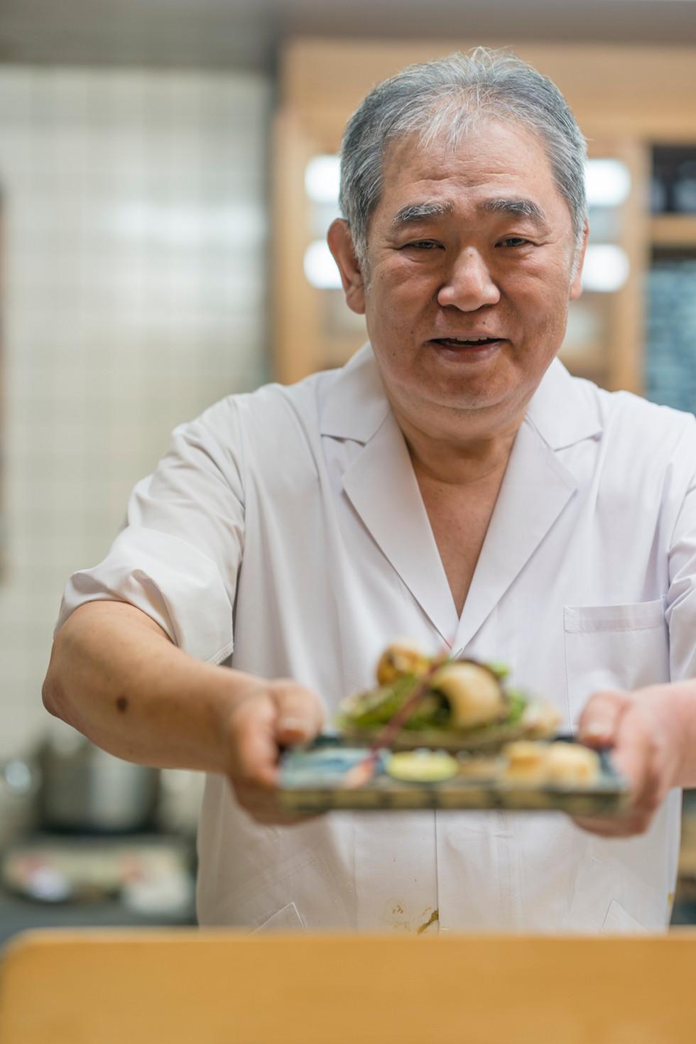 梅市 生成り料理(絶滅危惧食)大阪