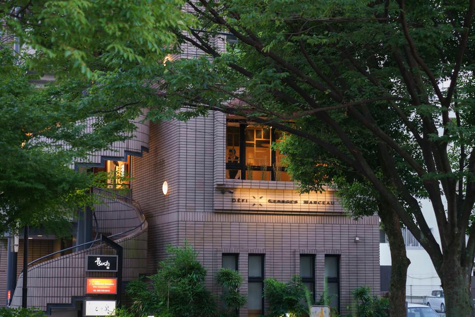 冷麺はじめました! デフィ・ジョルジュマルソー(福岡:西中洲)