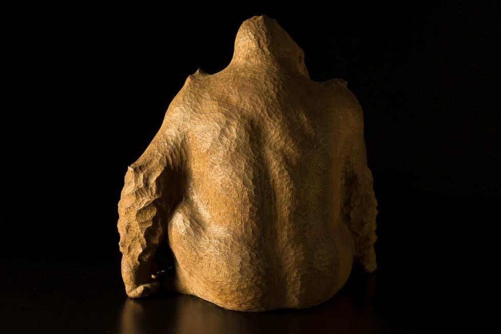 糸島彫刻 生き物係プロジェクト01 彫刻家 西村泰司・徹 親子