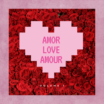Amor Love Amour Volume 1