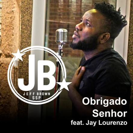 Jeff Brown feat. Jay Lourenzo - Obrigado Senhor