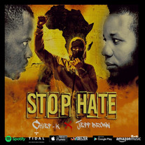 Chief K feat. Jeff Brown - Stop Hate