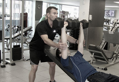 Personal Trainer Auckland, Chris Scott Personal Trainer