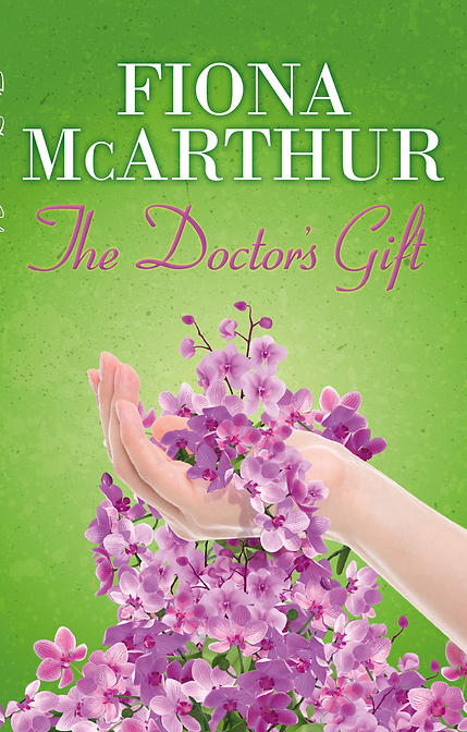 The Doctors Gift - Front Cover.png
