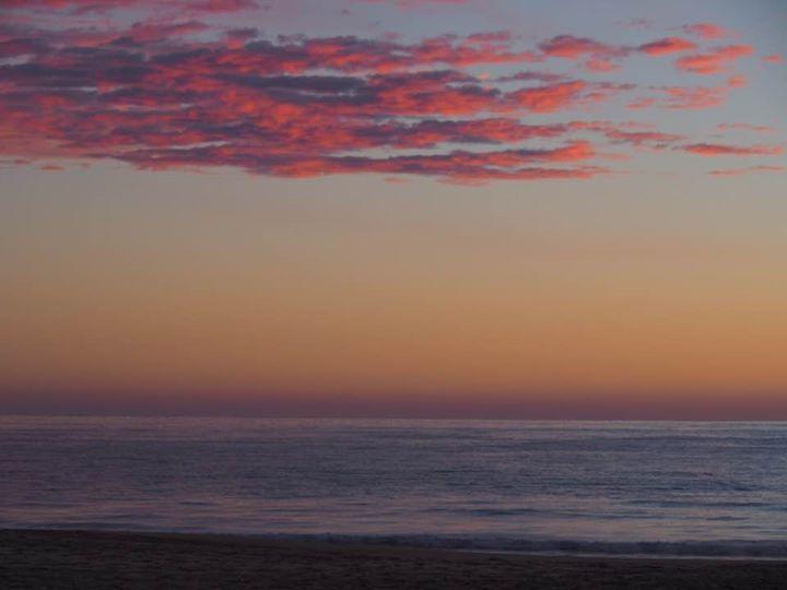 Purple sunrise South West Rocks