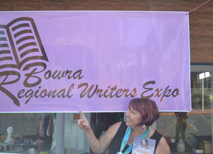 Bowra Regional Writers Expo - Books and Bowraville