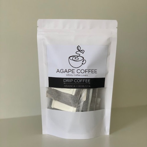 DRIP COFFEE (12 PACKETS PER POUCH)