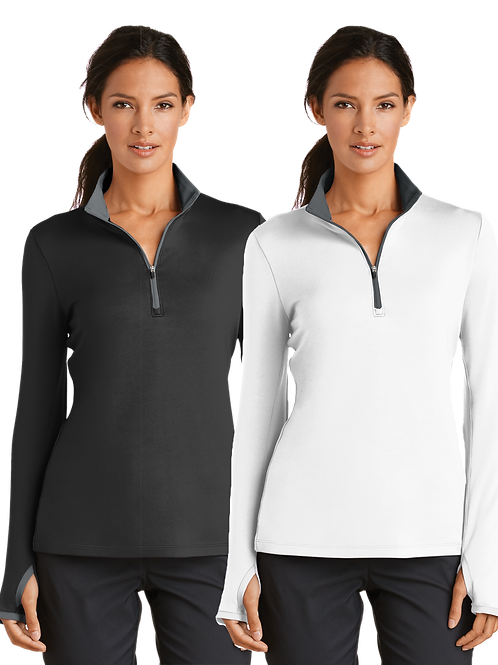Ladies Nike Half-Zip Pullover