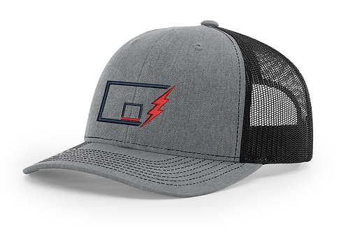 Trucker Mesh Hat - Flash Backboard