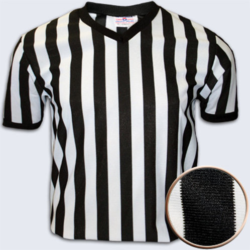 Cool Mesh Polyester Referee Shirt