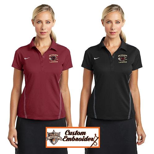Ladies Nike Polo Shirt - Southridge Lacrosse