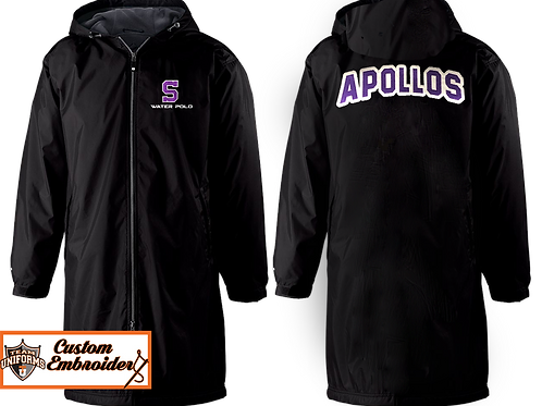 Sunset Water Polo Stadium Jacket