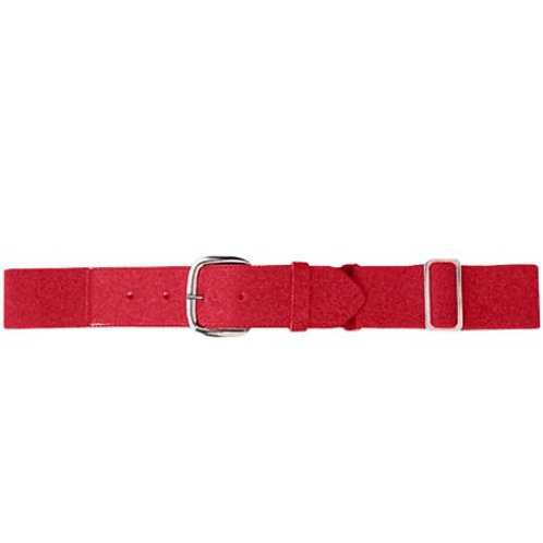 Baseball Belt - Red