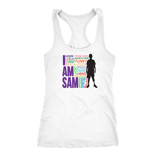Ladies Tank-Top Sam's Silhouette