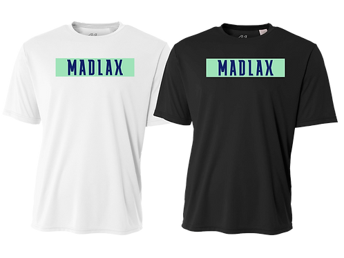 Men's/Youth Dry Fit Shirt  - MADLAX Box